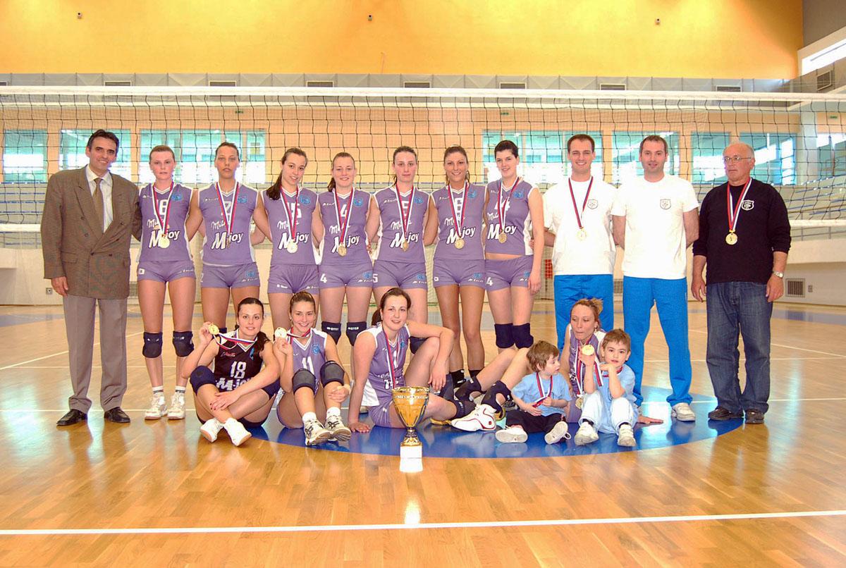Takodje,tim osvaja i Kup Vojvodine na teritoriji Srbije pobedivši u ...